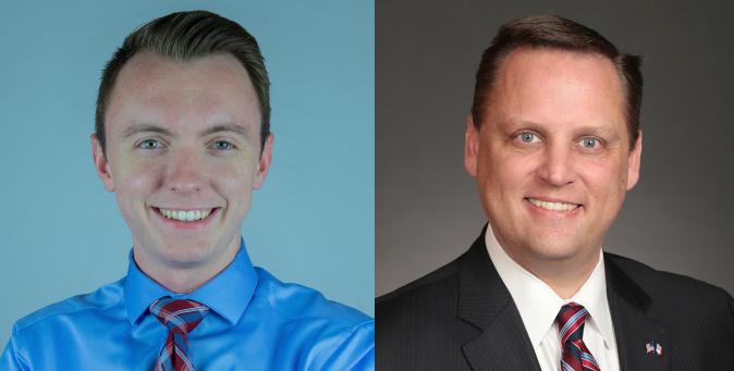 Nick Miller challenging Chris Hagenow in Iowa House district19